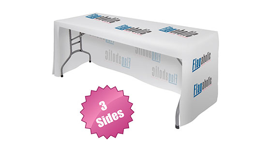 High Definition Fitted Table Cloth-1